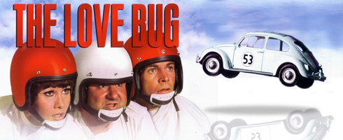 Herbie the love bug Famous Cars from TV and the Movies