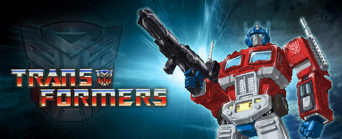 Optimus Prime Transformers Famous Cars from TV and the Movies