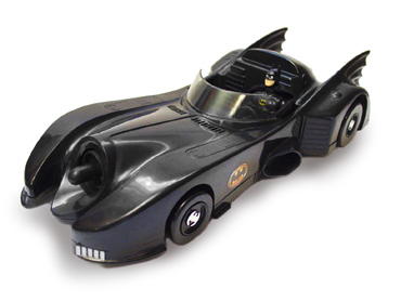 batmobile toy Famous Cars from TV and the Movies