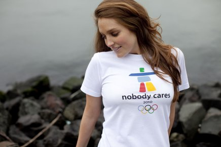 bustedtees.dafe7542bb2e12812282c4915bf77305 Morons try to sell an anti 2010 Vancouver Olympic t shirt