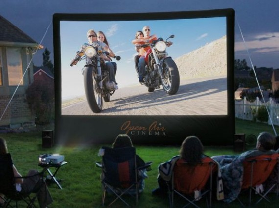 diy drive inn movies 570x424 The Coolest List of the Worlds Most Expensive Gadgets