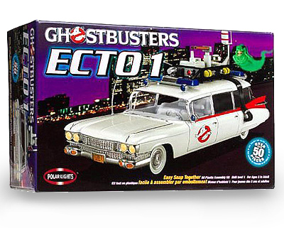 ghostbusters ecto 1 Famous Cars from TV and the Movies