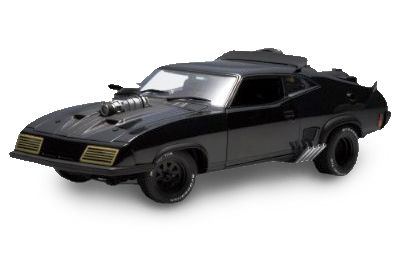 madmax interceptor Famous Cars from TV and the Movies