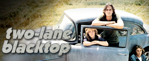 two lane blacktop Famous Cars from TV and the Movies