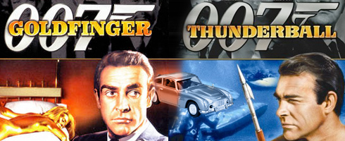 CarTitles JamesBond Famous Cars from TV and the Movies