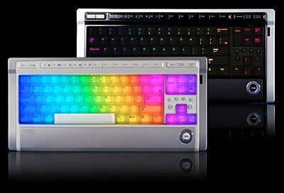 a85c luxeed new Colourful, Squishy and Laser filled Keyboards