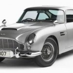 aston martin db5 150x150 Booking it for Higher Education with Van Damme Kumate Book Ends