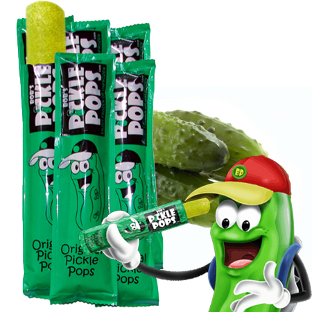 PCKL 0277 The newest craze   Pickle Pops