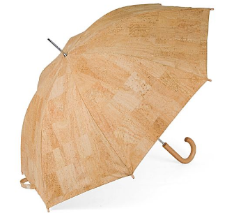 Picture 20 When the rain falls, put a cork in it with this quirky umbrella