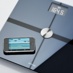 Know your weight wherever you go with this wifi scale for the iPhone