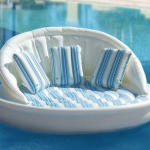 Blow up your couch – The Inflatable Pool Sofa