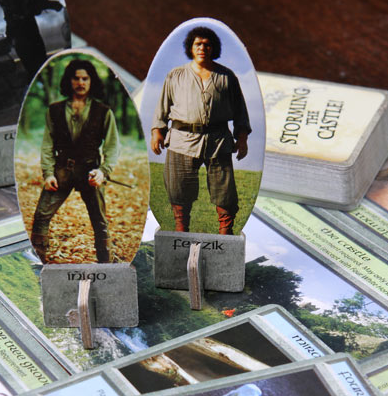 Picture 12 As you wished, its the Princess Bride Board Game