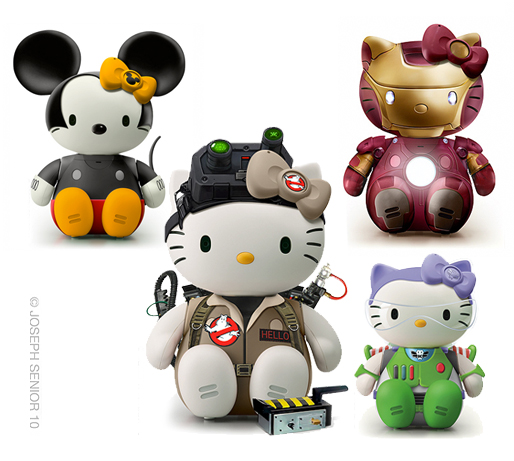 hello kitty everything What do you get when you combine Hello Kitty with...everything?