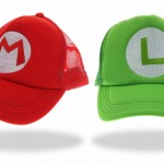 mario luigi baseball hats 150x150 Learn something new every day with the On This Day Wall Calendar