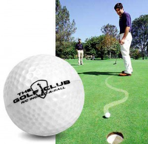 rc golf ball 300x292 The Greatest List of the Nuttiest Golf Gadgets Around