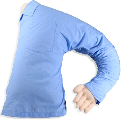 companion pillow Need a friend? Try The Perfect Companion Pillow