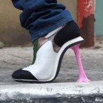 gum shoes 150x150 The Greatest List of the Craziest High Heels, OMG Shoes, Part Deux.