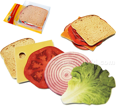 sandwich drink coasters The Greatest List of the Most Creative Drink Coasters of All Time
