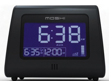 moshi digital clock radio super uber cool itu0027s moshi an alarm clock with excellent