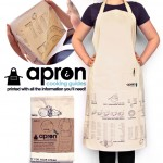 How useful could your cooking apron possibly be? Sounds like a challenge