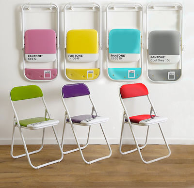 pantone office chairs1 Nerds are making a comeback. A list of cool Pantone® products for design geeks