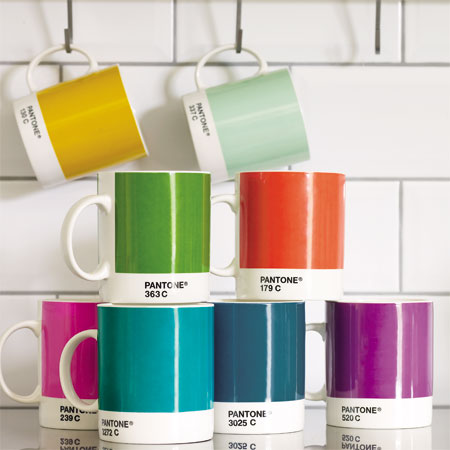 pantonemugs M1 Nerds are making a comeback. A list of cool Pantone® products for design geeks