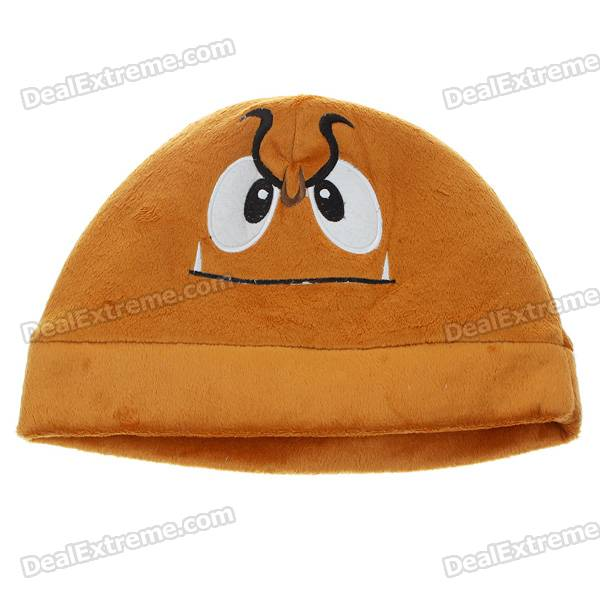 sku 52076 1 Prizes make me feel warm and fuzzy, its a Super Mario Goomba Toque