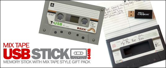 82 Cassette tapes are making a comeback, USB style