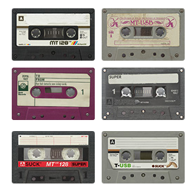 Picture 4 Cassette tapes are making a comeback, USB style