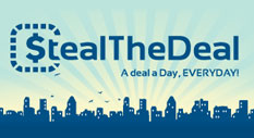 Steal The Deal - A Deal a Day, EVERYDAY!