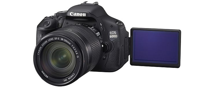canonEOS600 Picture Perfect Digital Cameras for 2011