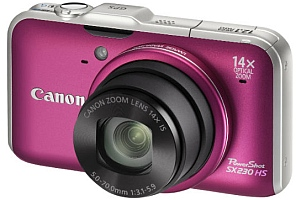 canonsx230 Picture Perfect Digital Cameras for 2011