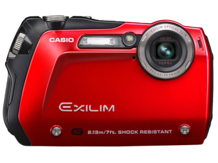 casioexilim Picture Perfect Digital Cameras for 2011