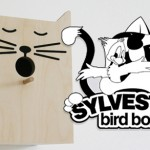 sylvester bird house 150x150 Cute Sparrow Keyring and Birdhouse keeps a look out for the bad guys