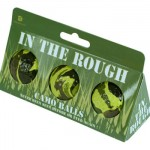 If you're a golfer, here's your worst nightmare. Camouflage Golf Balls