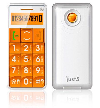 just5 cellphone mobile for seniors For first timers and old timers, the Just 5 Cellphone is a breeze