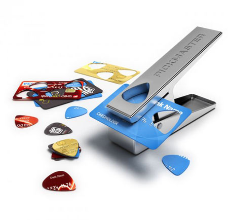 guitar pickmaster 2 Get free guitar picks for life with this awesome invention, the Pickmaster