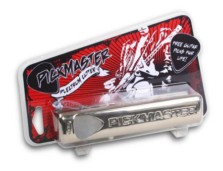 guitar pickmaster Get free guitar picks for life with this awesome invention, the Pickmaster