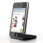 movie peg for iphone4 150x150 The iPhone Horn, a real Stand up Acoustic Amplifier