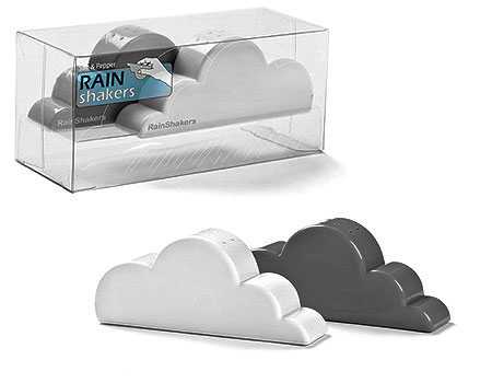 rain shakers salt and pepper one more gadget 20 of The Most Creative and Coolest Salt and Pepper Shakers Around