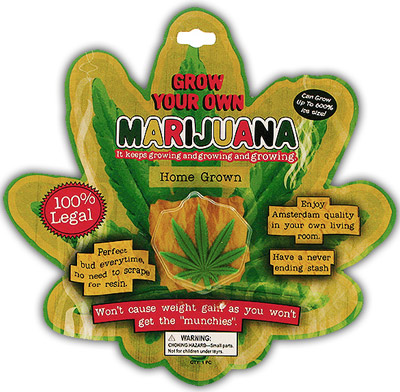 grow your own marijuana shitsngiggles Grow your own weed with just water and this simple gadget