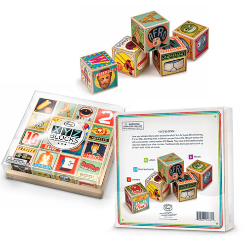 xyz alphabet blocks one more gadget The perfect centerpiece for a block party, XYZ Alphabet Blocks