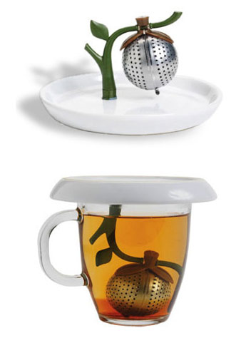 Art Tea Infuser Saucer One More Gadget The Greatest List of the Coolest Tea Infusers Around