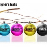 CMYK designers balls ornaments one more gadget 150x150 Pantone Christmas Ball Ornaments are drool worthy