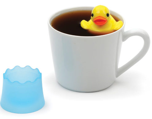 Just Ducky Tea Infuser 2 The Greatest List of the Coolest Tea Infusers Around
