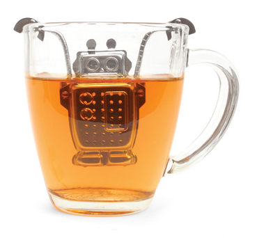 New Robot Tea Infuser The Greatest List of the Coolest Tea Infusers Around