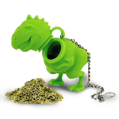 Tea Rex Tea Infuser One More Gadget The Tea Rex Tea Infuser has tasty tea making down to a T