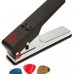 one more gadget diy pick punch 150x150 Get free guitar picks for life with this awesome invention, the Pickmaster