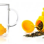 yellow submarine tea infuser one more gadget 150x150 The Greatest List of the Coolest Tea Infusers Around