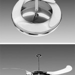 Well I'm a fan – The New Fanaway Ceiling Fan with Retractable Blades is awesome